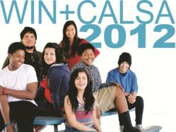 2012 WIN+CALSA Scholarship Awarded